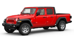 New 2020 Jeep Gladiator SPORT S 4X4 Crew Cab Big Stone Gap, VA
