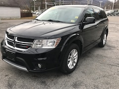 Used 2017 Dodge Journey SXT SUV for sale in Harlan, KY