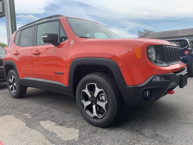 2019 Jeep Renegade TRAILHAWK 4X4 Sport Utility