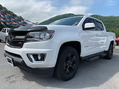 Used 2016 Chevrolet Colorado Z71 Truck Crew Cab 1GCGTDE37G1213483 for sale in Harlan, KY