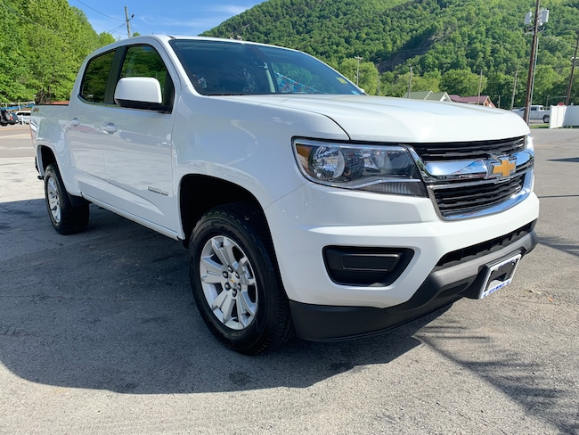 Used 2019 Chevrolet Colorado LT Truck Crew Cab in Harlan, KY