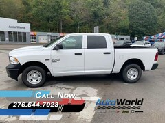New 2019 Ram 1500 Classic TRADESMAN CREW CAB 4X4 5'7 BOX Crew Cab for sale in Harlan, KY