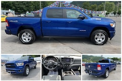 New 2019 Ram All-New 1500 BIG HORN / LONE STAR CREW CAB 4X4 5'7 BOX Crew Cab for sale in Harlan, KY