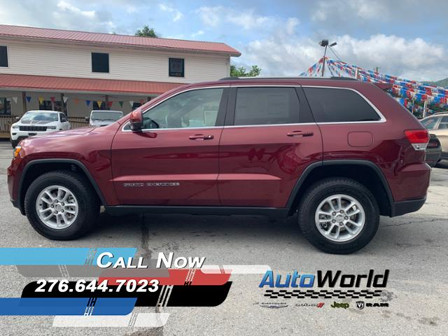 Featured New 2019 Jeep Grand Cherokee LAREDO E 4X4 Sport Utility for Sale in Big Stone Gap, VA