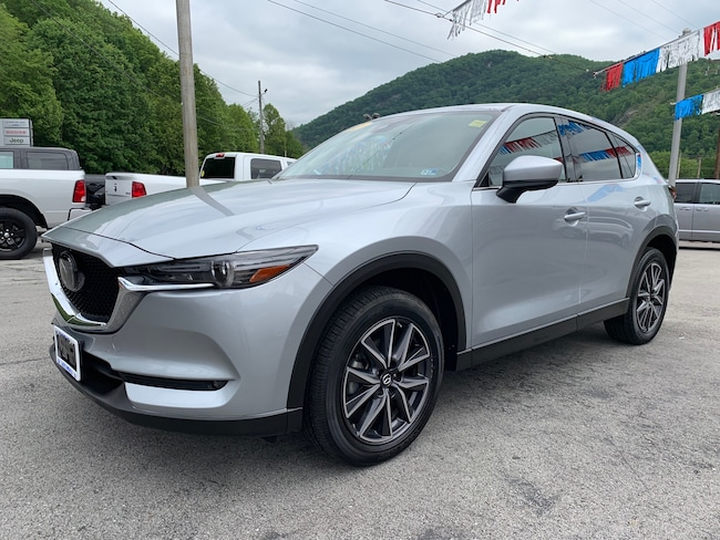Used 2018 Mazda Mazda CX-5 Grand Touring SUV in Harlan, KY