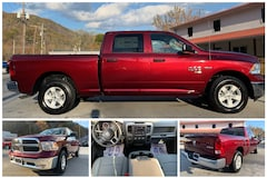 New 2019 Ram 1500 Classic Tradesman 4x4 Crew Cab 64 Box Truck for sale in Harlan, KY