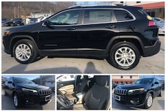 New 2019 Jeep Cherokee LATITUDE FWD Sport Utility for sale in Harlan, KY