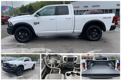New 2019 Ram 1500 Classic WARLOCK QUAD CAB 4X4 6'4 BOX Quad Cab for sale in Harlan, KY