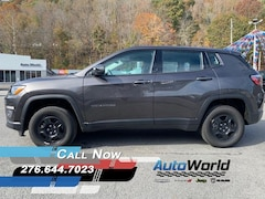 New 2020 Jeep Compass SPORT 4X4 Sport Utility for sale in Harlan, KY