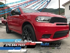 New 2018 Dodge Durango GT RALLYE AWD Sport Utility 1C4RDJDG3JC462478 for sale in Harlan, KY