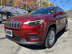 New 2020 Jeep Cherokee LATITUDE 4X4 Sport Utility for sale in Harlan, KY