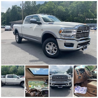 2019 Ram 2500 LARAMIE CREW CAB 4X4 6'4 BOX Crew Cab For Sale in Big Stone Gap, VA  | Auto World Chrysler Dodge Jeep