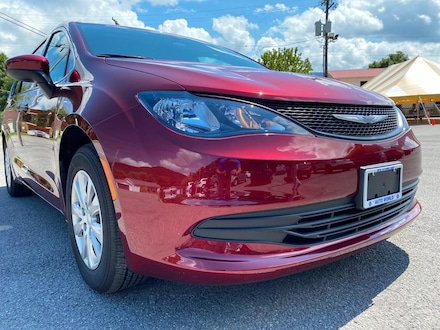 Featured New 2020 Chrysler Voyager L Passenger Van for Sale in Big Stone Gap, VA