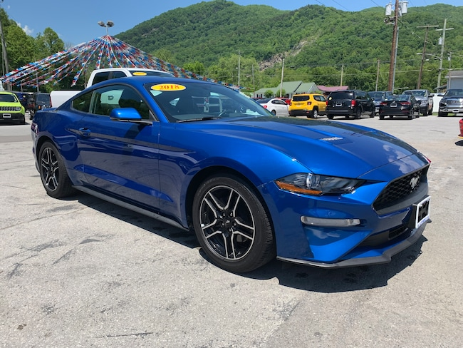Used 2018 Ford Mustang Coupe in Harlan, KY