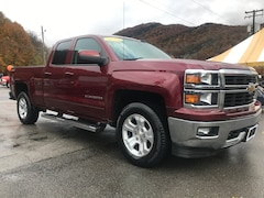 Used 2015 Chevrolet Silverado 1500 LT Truck Double Cab 1GCVKREC4FZ223069 for sale in Harlan, KY