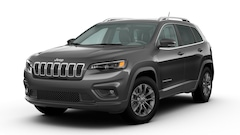 New 2020 Jeep Cherokee LATITUDE PLUS 4X4 Sport Utility for sale in Harlan, KY
