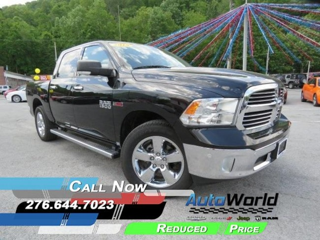 Used 2015 Ram 1500 SLT Truck Crew Cab in Harlan, KY