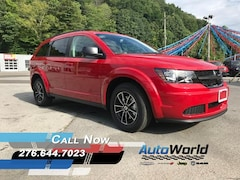New 2018 Dodge Journey SE Sport Utility for sale in Harlan, KY