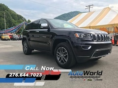 New 2018 Jeep Grand Cherokee LIMITED 4X4 Sport Utility for sale in Harlan, KY