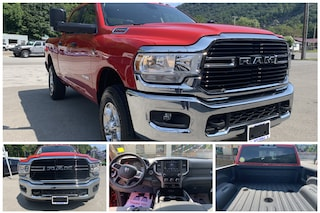 2019 Ram 2500 BIG HORN CREW CAB 4X4 6'4 BOX Crew Cab For Sale in Big Stone Gap, VA  | Auto World Chrysler Dodge Jeep