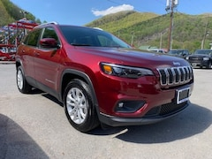 New 2019 Jeep Cherokee LATITUDE FWD Sport Utility 1C4PJLCB8KD406257 for sale in Harlan, KY