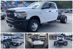 New 2019 Ram 3500 TRADESMAN CREW CAB CHASSIS 4X4 172.4 WB Crew Cab for sale in Harlan, KY