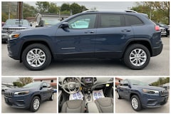 2020 Jeep Cherokee LATITUDE 4X4 Sport Utility For Sale in Big Stone Gap, VA  | Auto World Chrysler Dodge Jeep