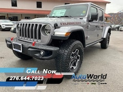 New 2020 Jeep Gladiator RUBICON 4X4 Crew Cab for sale in Harlan, KY