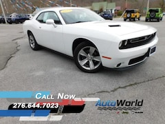 Used 2019 Dodge Challenger For Sale in Big Stone Gap, VA  | Auto World Chrysler Dodge Jeep