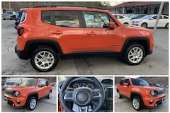New 2019 Jeep Renegade LATITUDE 4X4 Sport Utility for sale in Harlan, KY