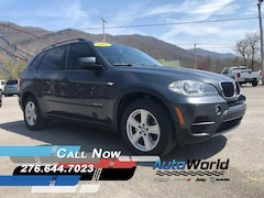 Used 2012 BMW X5 xDrive35i SAV 5UXZV4C5XCL753348 for sale in Harlan, KY