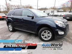 Used 2017 Chevrolet Equinox For Sale in Big Stone Gap, VA  | Auto World Chrysler Dodge Jeep