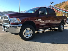 New 2018 Ram 2500 TRADESMAN CREW CAB 4X4 6'4 BOX Crew Cab 3C6UR5CL1JG347285 for sale in Harlan, KY