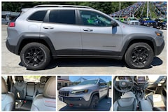 New 2019 Jeep Cherokee TRAILHAWK 4X4 Sport Utility for sale in Harlan, KY