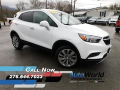 Used 2017 Buick Encore For Sale in Big Stone Gap, VA  | Auto World Chrysler Dodge Jeep