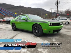 New 2017 Dodge Challenger T/A PLUS Coupe for sale in Harlan, KY