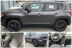 New 2019 Jeep Renegade ALTITUDE 4X4 Sport Utility for sale in Harlan, KY
