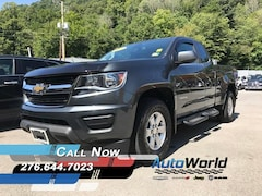 Used 2016 Chevrolet Colorado WT Truck Extended Cab 1GCHTBEA4G1199291 for sale in Harlan, KY