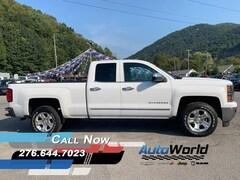 Used 2015 Chevrolet Silverado 1500 For Sale in Big Stone Gap, VA  | Auto World Chrysler Dodge Jeep