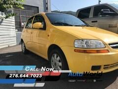 Used 2004 Chevrolet Aveo LS Hatchback KL1TJ62674B177595 for sale in Harlan, KY