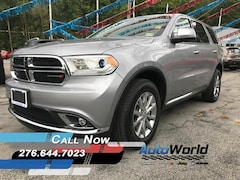 New 2018 Dodge Durango SXT AWD Sport Utility for sale in Harlan, KY