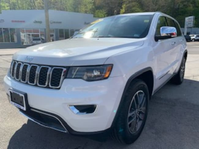 Used 2017 Jeep Grand Cherokee Limited RWD SUV in Harlan, KY
