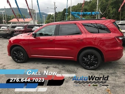 Featured New 2018 Dodge Durango GT RALLYE AWD Sport Utility for Sale in Big Stone Gap, VA