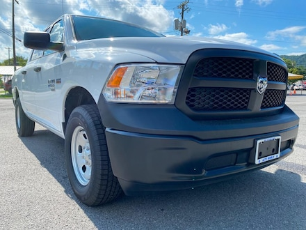 Featured New 2020 Ram 1500 Classic TRADESMAN CREW CAB 4X4 5'7 BOX Crew Cab for Sale in Big Stone Gap, VA