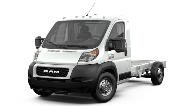 New 2019 Ram ProMaster 3500 CHASSIS CAB 136 WB / 81 CA Chassis in Harlan, KY