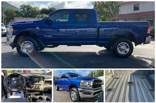 2019 Ram 2500 TRADESMAN CREW CAB 4X4 6'4 BOX Crew Cab For Sale in Big Stone Gap, VA  | Auto World Chrysler Dodge Jeep