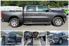 New 2019 Ram All-New 1500 LARAMIE CREW CAB 4X4 5'7 BOX Crew Cab for sale in Harlan, KY