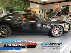 New 2017 Dodge Challenger SRT HELLCAT Coupe for sale in Harlan, KY