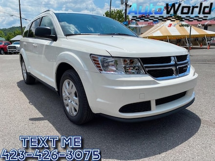 Featured New 2020 Dodge Journey SE (FWD) Sport Utility for Sale in Big Stone Gap, VA