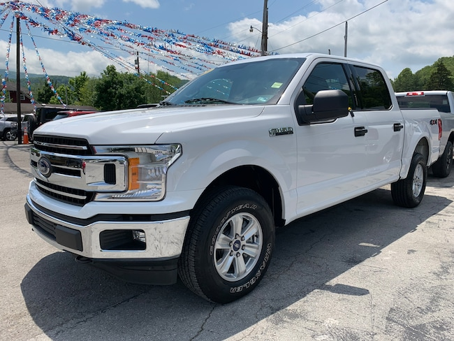 Used 2018 Ford F-150 Truck SuperCrew Cab in Harlan, KY